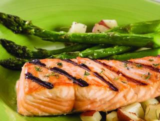 Roasted Irish Salmon Love Of Food
