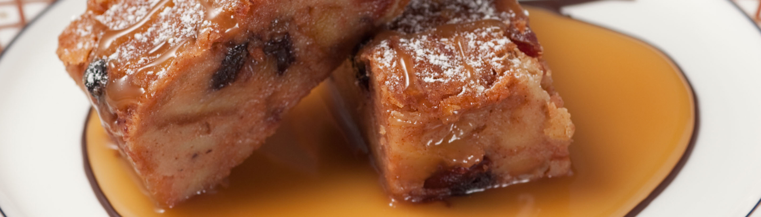 Apple Cinnamon Bread Pudding | In My Kitchen Recipes