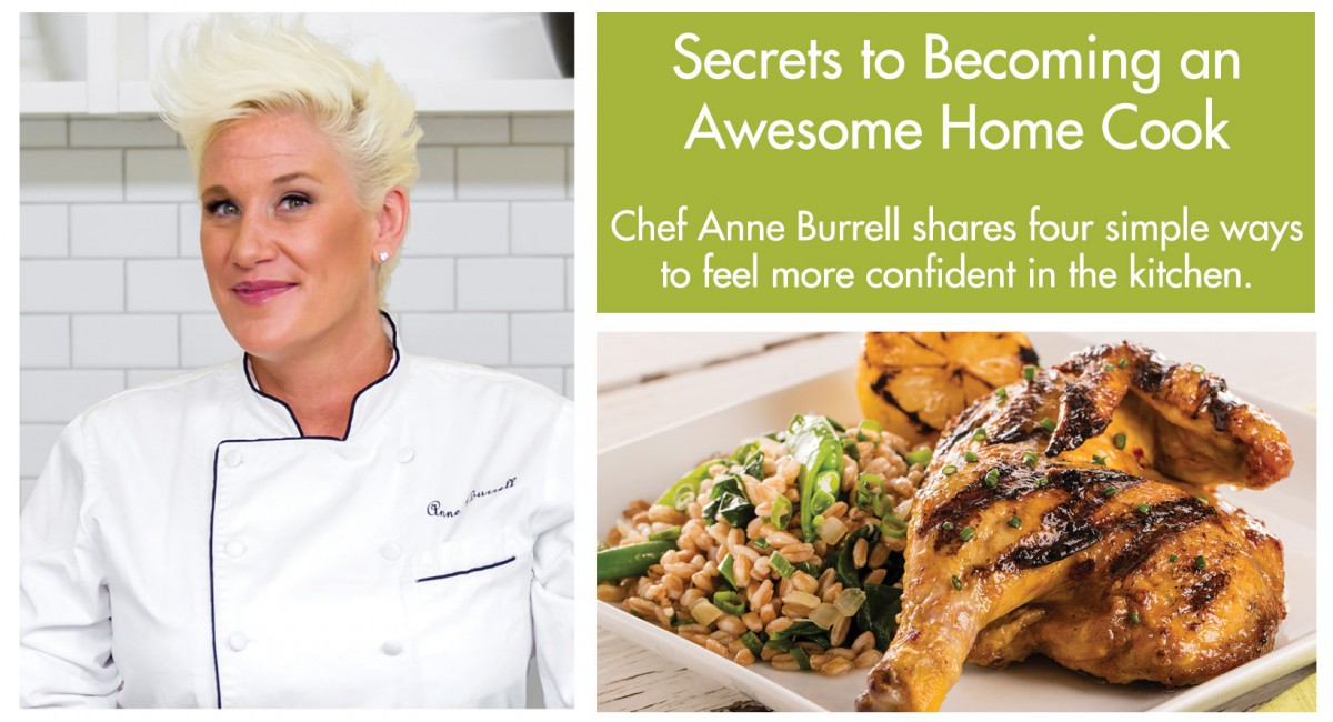 Secrets to Becoming an Awesome Home Cook